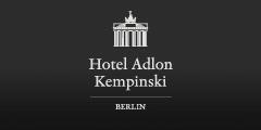 Kempinksi Hotel Adlon Berlin